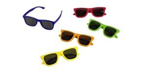 (3331100) Очки 3D поляризационные Party set, 3 шт., пластик, 3 цвета, Hama