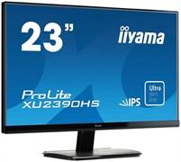 """(1007379) Монитор Iiyama 23"""" XU2390HS-B1 черный AH-IPS LED 5ms 16:9 DVI HDMI M/M Mat 1000:1 250cd"""