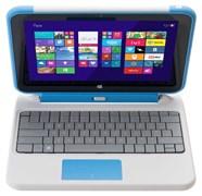 "(1007762) Ноутбук трансформер IRU PC C1003 Intel Celeron N2805, 2Gb, 32Gb SSD, Intel HD Graphics, 10.1"", HD (1366x768), DOS, lt.blue, WiFi, BT, Cam, 4000mAh (376289)"