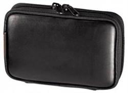 (1005157) Сумка для навигатора Hama Premium S1 black 10.5х2.5х9см кожа (H-86982) - фото 10536