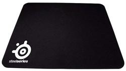 (1003355) Коврик для мыши SteelSeries QcK mini 250х210мм профессиональный игровой тряпичный черный 63005 - фото 10624