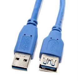 (1006538) Кабель удлинитель 5bites UC3011-050F USB3.0, AM/AF, 5м. - фото 12222