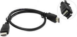 (169738) Кабель 5bites APC-005-005 HDMI M / HDMI M V1.4b, высокоскоростной, ethernet+3D, 0.5м. - фото 12526
