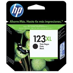 (1006821) Картридж струйный HP 123XL F6V19AE черный для HP DJ 2130 (480стр.) - фото 12658
