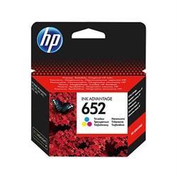(1007166) Картридж струйный HP 652 F6V24AE многоцветный для HP DJ IA 1115/2135/3635/4535/3835/4675 (200стр.) - фото 13358