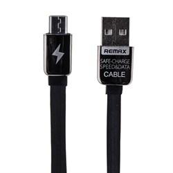 (1009056) USB кабель micro REMAX Kingkong double-sided USB (1m) black - фото 17272
