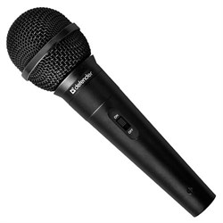 (114366)  Микрофон Defender MIC-129,  шнур 5 м - фото 17758