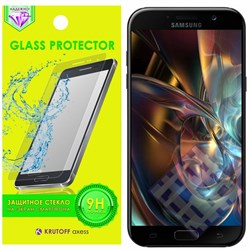 (1009623) Стекло защитное Krutoff Group 0.26mm для Samsung Galaxy A7 2017 (SM-A720F) - фото 17887