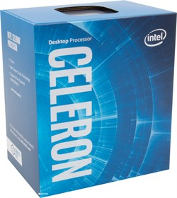 (1009834) Процессор Intel Original Celeron G3900 Soc-1151 (BX80662G3900 S R2HV) (2.8GHz/Intel HD Graphics 510) Box - фото 18079
