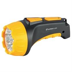 (1010619) Фонарь Ultraflash LED3807 (ручной, аккумуляторный, светодиодный, 7 LED, 4V 700mAh, зарядка от 220V) (5)(60) - фото 18973