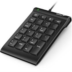 (212396) Клавиатура Genius Numpad i130 (31300003400) - фото 19434
