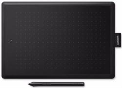 (1011138) Планшет для рисования Wacom One CTL-672 USB черный/красный - фото 19494