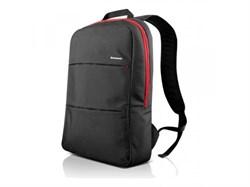 """(1011164) Рюкзак для ноутбука 15.6"""" Lenovo Simple черный синтетика (888016261) - фото 19533"""