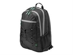 """(1011162) Рюкзак для ноутбука 15.6"""" HP Active черный синтетика (1LU22AA) - фото 19535"""