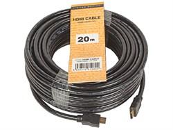 (1012108) TV-COM Кабель цифровой (CG150S-20M) HDMI19M to HDMI19M, V1.4+3D, 20m [6939510810820] - фото 20625