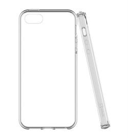 (1012792) Накладка TPU для iPhone 5/5S прозрачная - фото 21414
