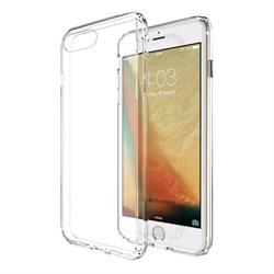 (1012791) Накладка TPU для iPhone 6 Plus/6S Plus прозрачная - фото 21418
