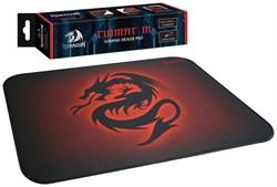 (1013605) Коврик для мыши игровой Defender Redragon Tiamat M 350x260x4мм, ткань+резина (70580)