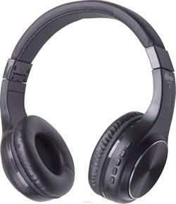 (1013914) Bluetooth гарнитура RITMIX RH-470BTH Black  наушники {105 дБ, разъем mini jack 3.5mm} - фото 22506
