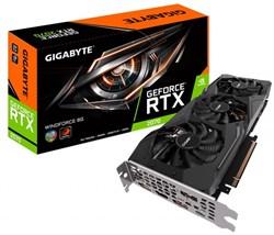 (1013977) Видеокарта Gigabyte PCI-E GV-N2070WF3-8GC NV RTX2070 8192Mb 256b GDDR6 1620/14000/HDMIx1/DPx3/HDCP R - фото 22820