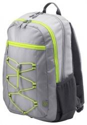 """(1013818) Рюкзак для ноутбука 15.6"""" HP Active серый синтетика (1LU23AA) - фото 22832"""