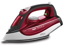 (1013011) Утюг Sinbo SSI 6611 2200Вт красный/белый - фото 25250