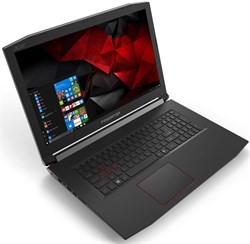 "(1015149) Ноутбук Acer Predator 300 PH317-52-7471 Core i7 8750H, 8Gb, 1Tb, nVidia GeForce GTX 1050 Ti 4Gb, 17.3"", IPS, FHD (1920x1080), Linux, black, WiFi, BT, Cam, 3320mAh NH.Q3EER.003 - фото 26245"