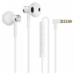 (1016618) Наушники Xiaomi Mi Dual Driver Earphones (White) - фото 29338