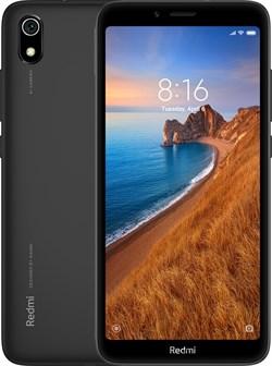 (1016617) Смартфон Xiaomi Redmi 7A 32GB Matte Black(M1903C3EG), 5.45'' 18:9 1440x720, 1.8GHz, 8 Core, 2GB RAM, 32GB, 13Mpix/5Mpix, 2 Sim, 2G, 3G, LTE, BT v4.2, Wi-Fi, GPS / AGPS, GLONASS, Beidou, Micro-USB, 4000mAh, Android 9.0, 165g, 146,3 ммx70,4 м - фото 29339