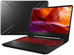 """(1019767) Ноутбук Asus TUF Gaming FX505DT-AL187 Ryzen 5 3550H, 16Gb, SSD512Gb, nVidia GeForce GTX 1650 4Gb, 15.6"""", IPS, FHD (1920x1080), DOS - фото 30891"""