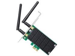 (1020413) Сетевой адаптер WiFi TP-Link Archer T4E AC1200 PCI Express (ант.внеш.съем) 2ант. - фото 31650
