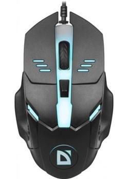 (1021506) Мышка USB OPTICAL MB-470 52470 DEFENDER - фото 32012