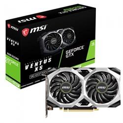 (1024436) Видеокарта MSI PCI-E GTX 1660 SUPER VENTUS XS OCV1 NV GTX1660SUPER 6144Mb 192b GDDR6 1530/14000 DVIx - фото 33632