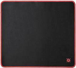 (1024448) Игровой коврик для мыши Defender Black XXL (400 x 355 x 3 мм, ткань, резина) - фото 33742