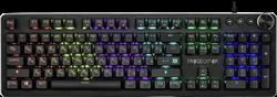 (1024528) Механическая клавиатура Prosecutor GK-370L RU,anti-ghost,радужная DEFENDER - фото 33777
