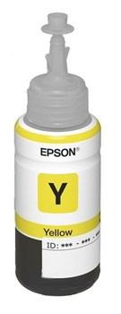 (91891) Картридж Epson C13T66444A Yellow L100 - фото 4170