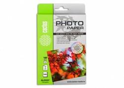 (1004631) Бумага Cactus CS-GA6180100 10x15/180г/м2/100л./белый глянцевое для струйной печати