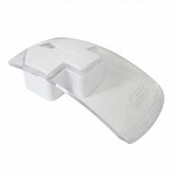 (1110142) Мышь CBR CM-205, прозрачный корпус c подсветкой, 1000 dpi, USB, CM 205 - фото 4620
