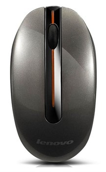 (1003844) Мышь беспроводная Lenovo N3903 /metal