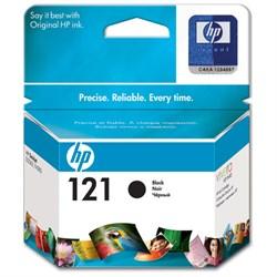 (71611) Картридж струйный HP №121 CC640HE черный  для принтеров HP  Deskjet d1663/ d2563/ d2663/ f2423/ f2483/ f2493/ f4275 - фото 5770