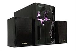 (110257) Колонки Sven MS-311 Glamour (2.1), цвет черный - фото 5832