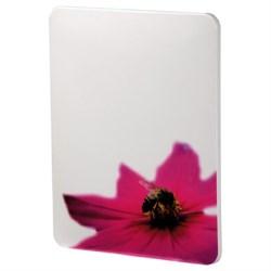 "(3330839) Футляр Nectar для iPad, 9.7"" (25 см), поликарбонат, белый с рисунком, Hama [OhN] - фото 7055"