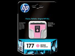 (36989) Картридж струйный HP 177 (C8775HE) C8775HE светло-пурпурный для Photosmart 8253/3213/3313 - фото 9444