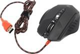 (1005879) Мышь A4 Bloody TL70 Terminator черный/серый лазерная (8200dpi) USB2.0 игровая (8but)