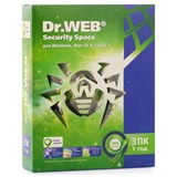 (1005247) ПО DR.Web Security Space Pro 3 ПК/1 год (AHW-B-12M-3-A2)