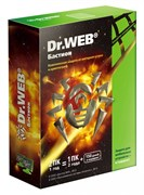 (1005248) ПО Dr.Web Security Space PRO + криптограф Atlansys Bastion 2 ПК на 12 мес, BOX (BHW-BR-12M-2-A3)