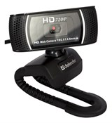 (1006067) Веб-камера Defender 2,0МП G-lens 2597 HD720p 2 МП, автофокус, слеж за лицом 63197