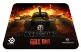 (1006118) Коврик для мыши Steelseries SS QCK World of Tanks черный
