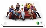 (1006119) Коврик для мыши Steelseries QcK The SIMS 67292 белый Герои игры The Sims 320x270x2 профессиональный