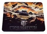 (1006116) Коврик для мыши SS QcK LE World of Tanks рисунок